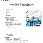 AIRpipe Specifications